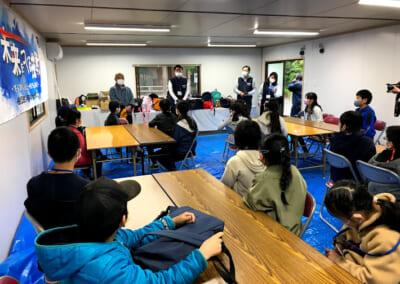 青少年の心育成事業 結団式が行なわれました。